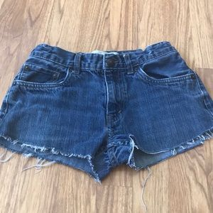 Levi Strauss Jean Shorts Size 12 Regular